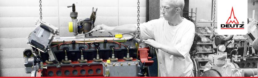 Autoryzowany serwis silników DEUTZ